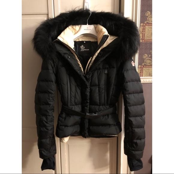 4e389cf415e2 Moncler Beverley Genuine Jacket